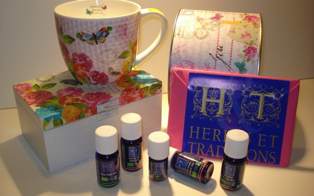 Formation: aromathérapie